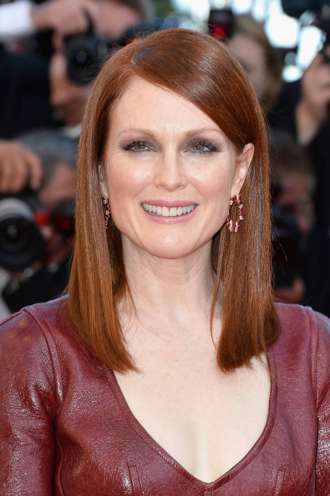 Elle 09 Haircuts Julianne Moore Lgn 1 The Style Magazine